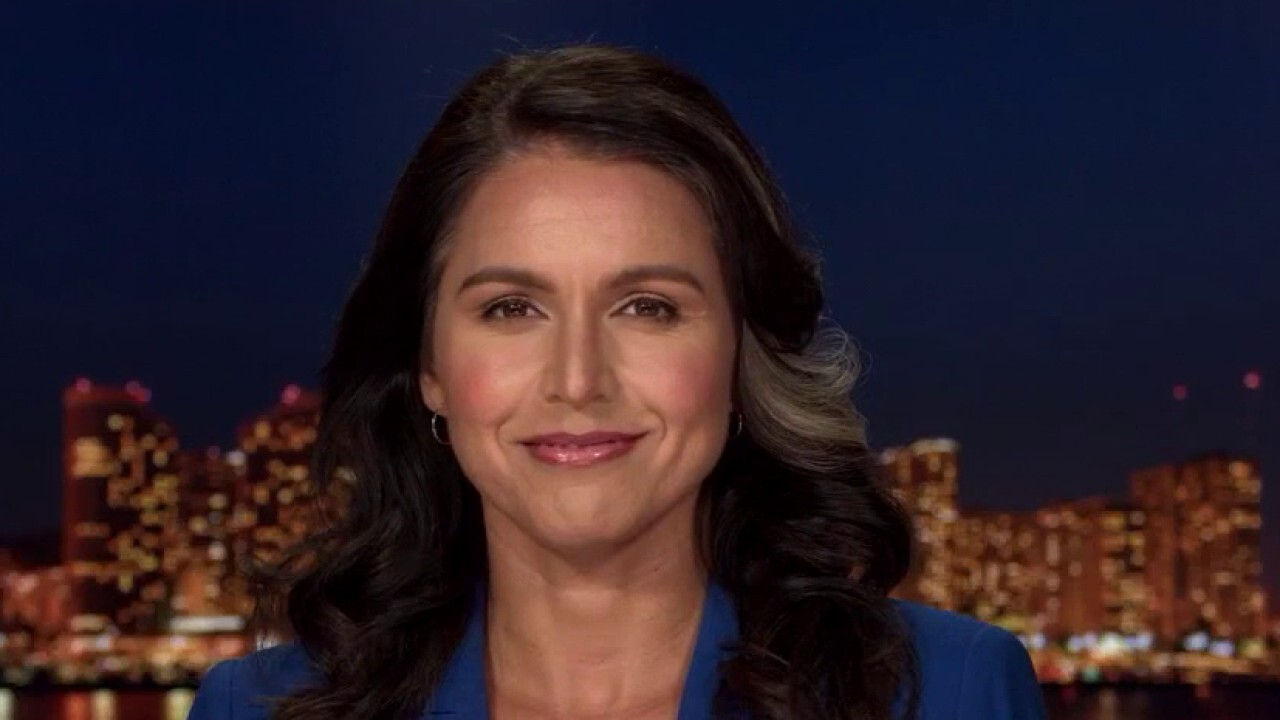 Tulsi Gabbard decries media's double standard in US politics