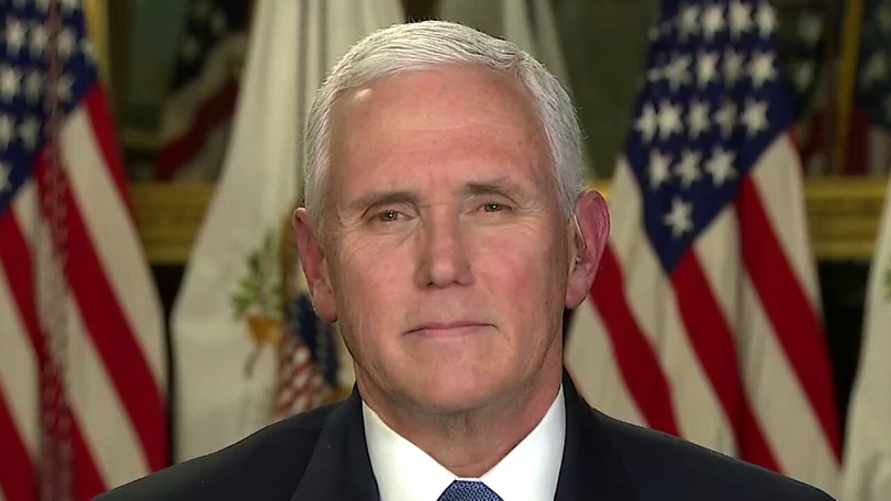 Vice President Pence expects tens of thousands of coronavirus tests to be available in days and weeks ahead