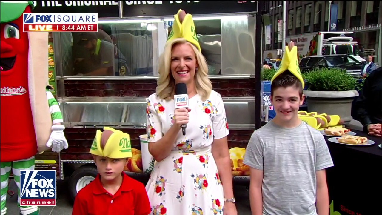 National Hot Dog Day weather forecast, July 21