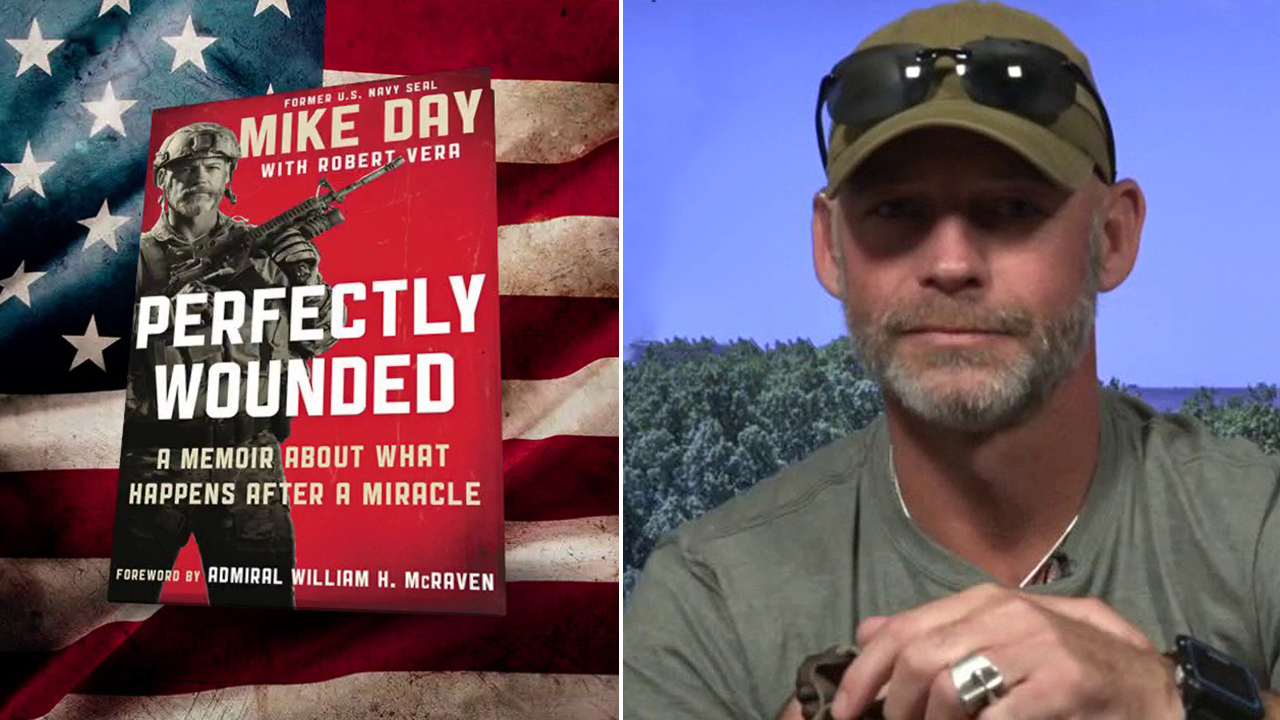 Navy SEAL shot 27 times in Iraq pens memoir on his survival and service