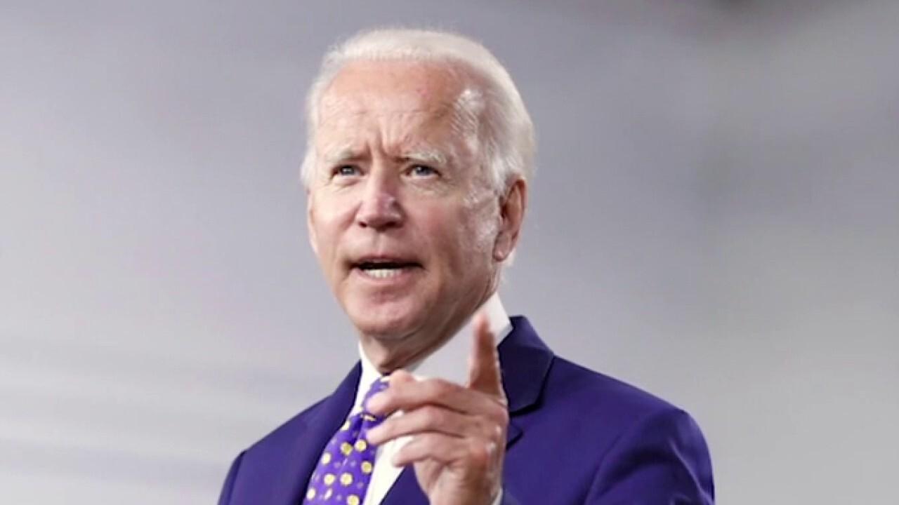 Tom Bevan: Here's the most 'risk-averse' VP pick for Joe Biden