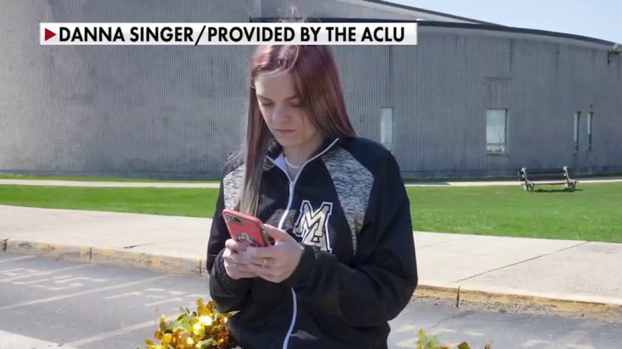 Supreme Court to hear major school speech case after teen booted from cheer team over Snapchat posts