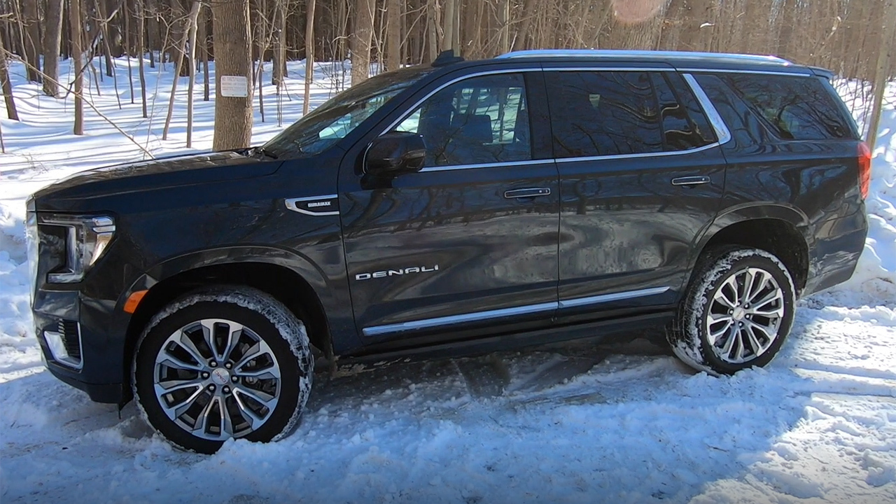 Test drive: The 2021 GMC Yukon Diesel is built for the long haul, but may be short-lived - Fox News