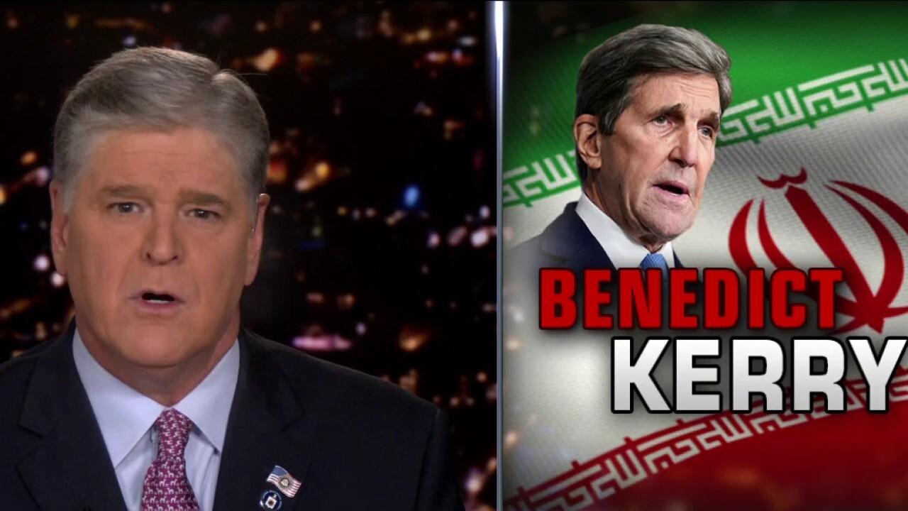 Hannity: John Kerry's Iran controversy