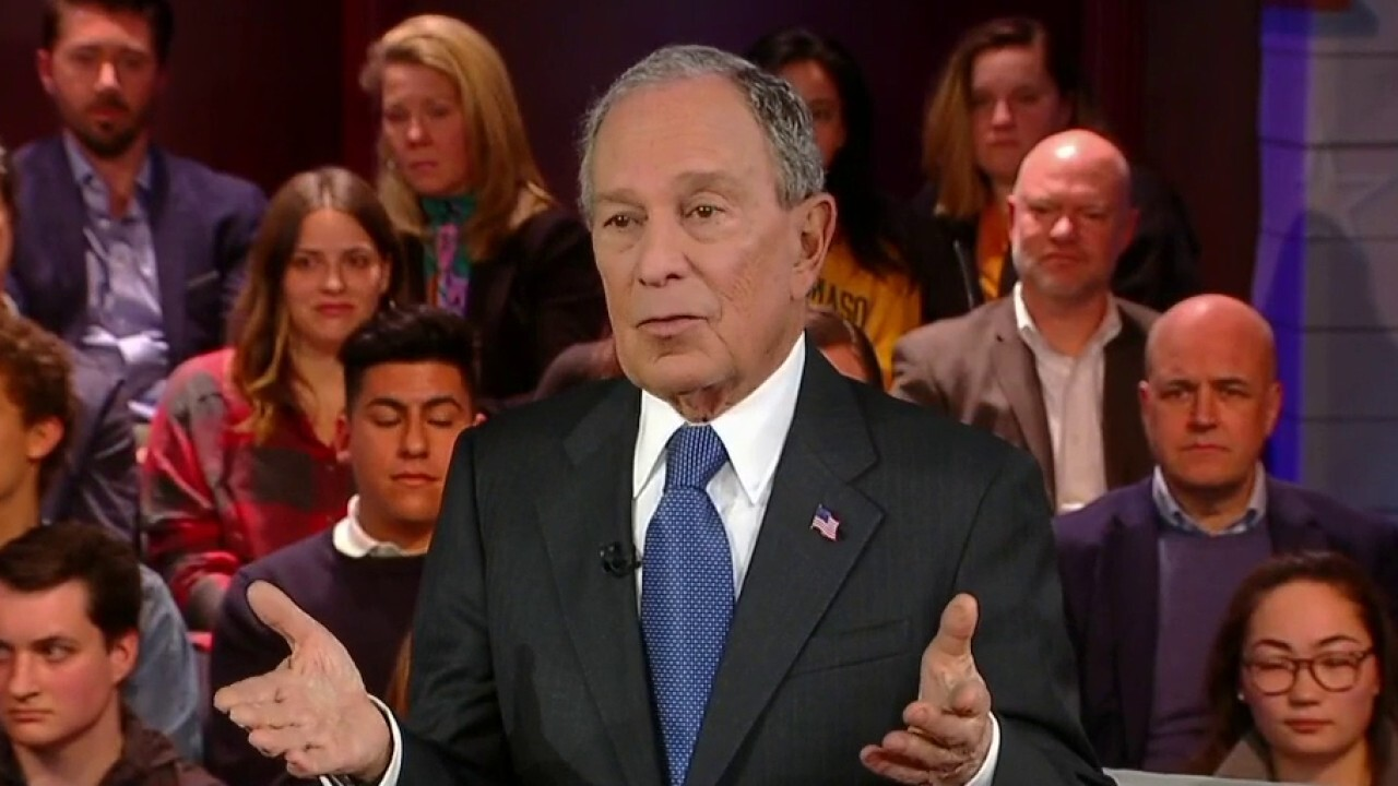 Town Hall with Michael Bloomberg: Part 2