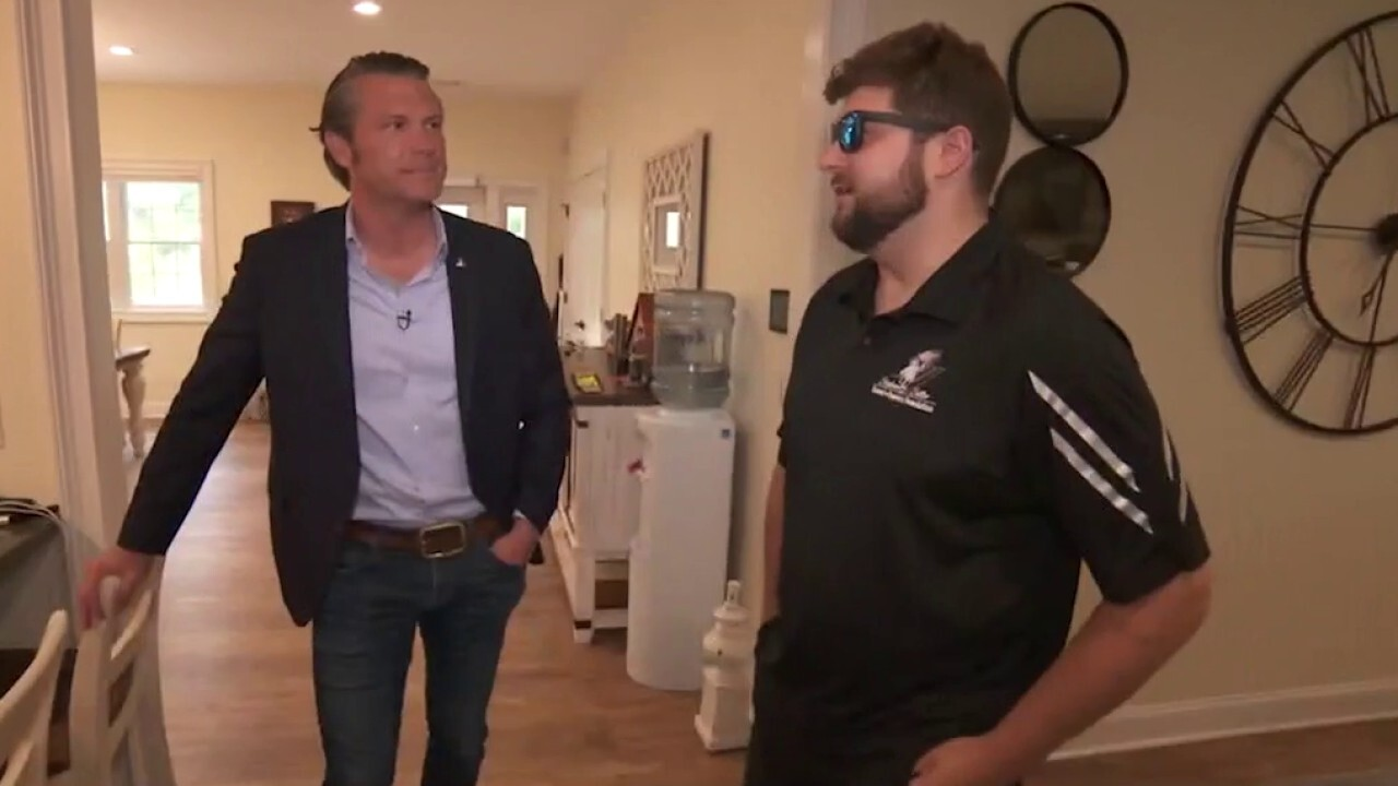 Marine veteran gives tour of Tunnel to Towers 'smart home'