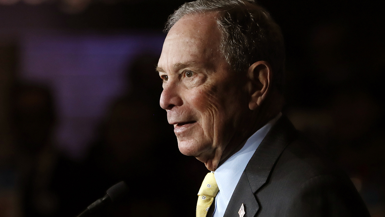 Bloomberg skips New Hampshire, ramps up spending across the country