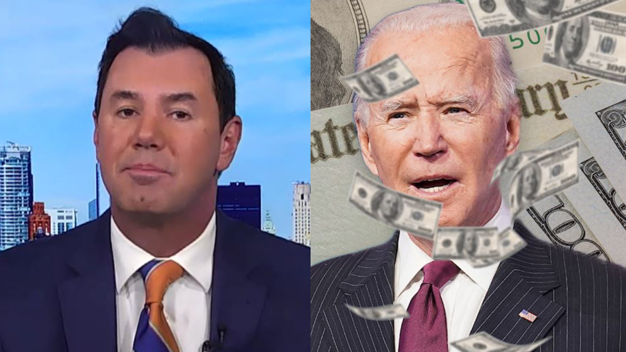Joe Concha: 'Sham' network CNN hosts town hall for 'Big Guy' Joe Biden and its tough not to laugh at