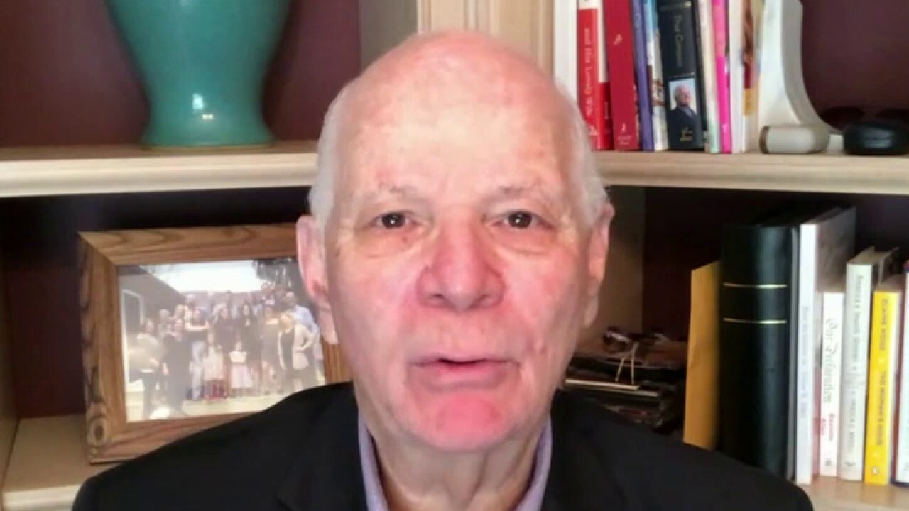 Sen. Ben Cardin on emergency coronavirus stimulus talks