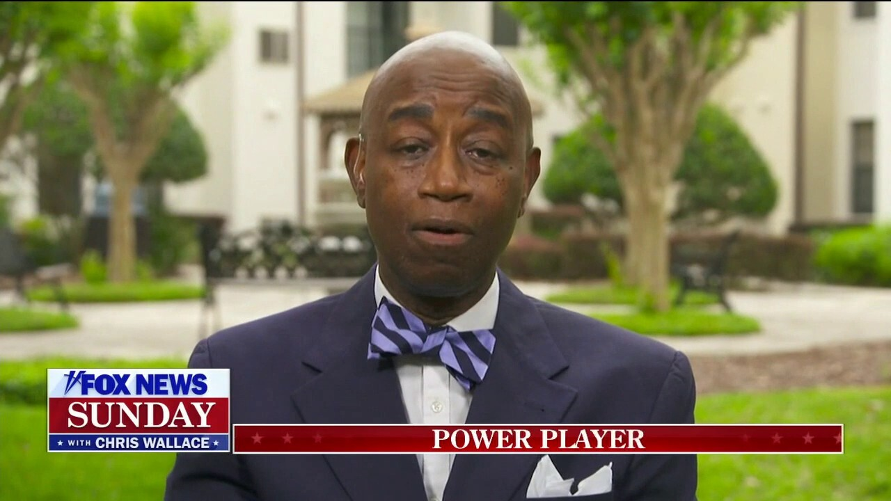 Power Player of the Week: Senate Chaplain Barry Black