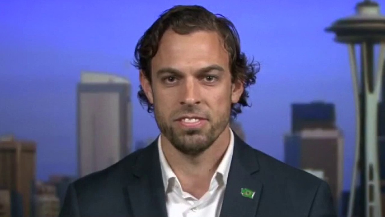 Washington State GOP chairman reacts to unrest in Seattle