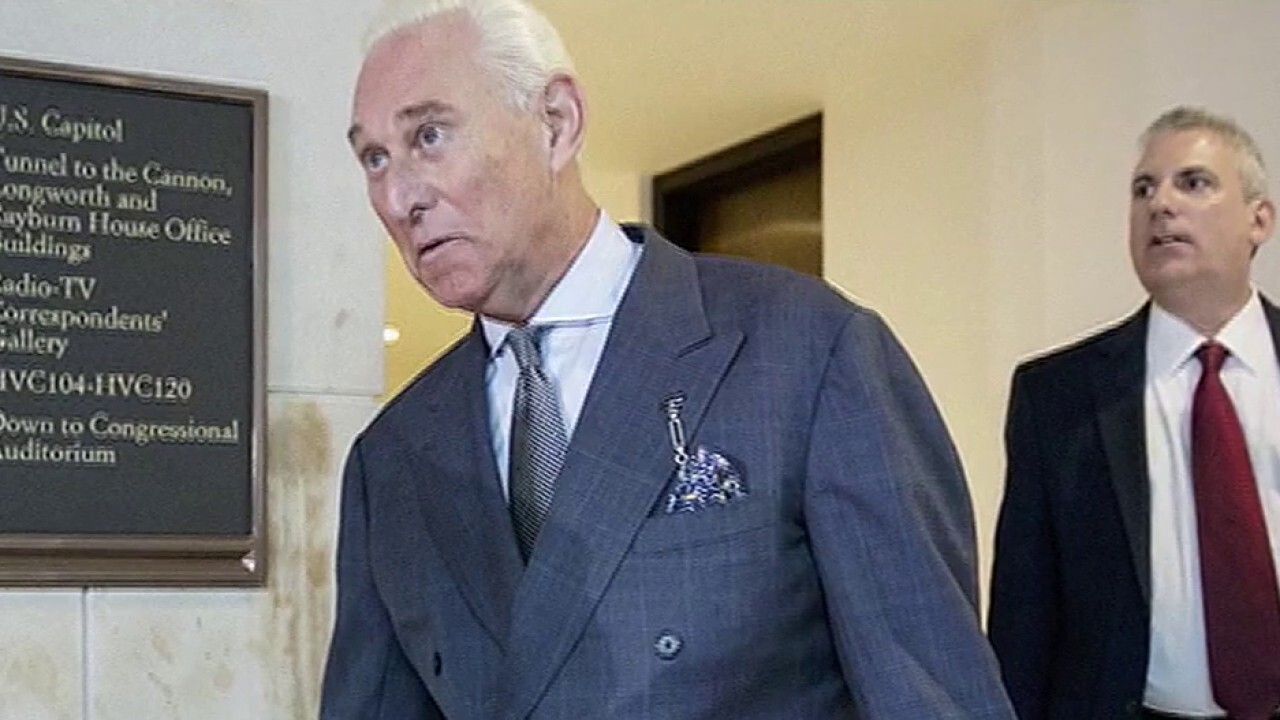 DOJ backs away from Roger Stone sentencing recommendation of 7 to 9 years
