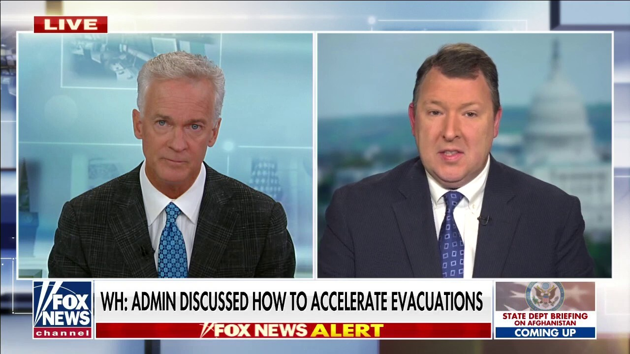 Thiessen slams Biden for failing to call world leaders as foreign citizens remain trapped in Afghanistan