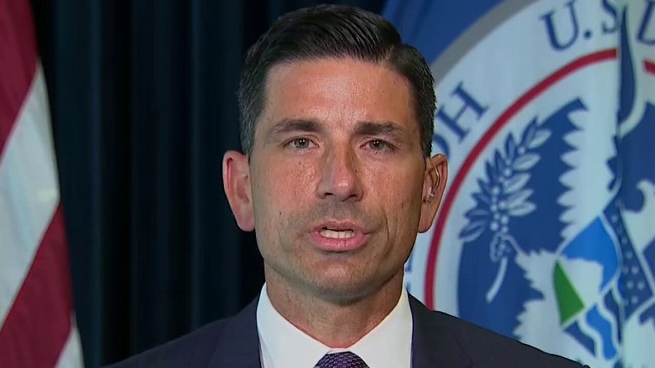 DHS chief Chad Wolf on lawlessness in Portland: It's time that we take a stand