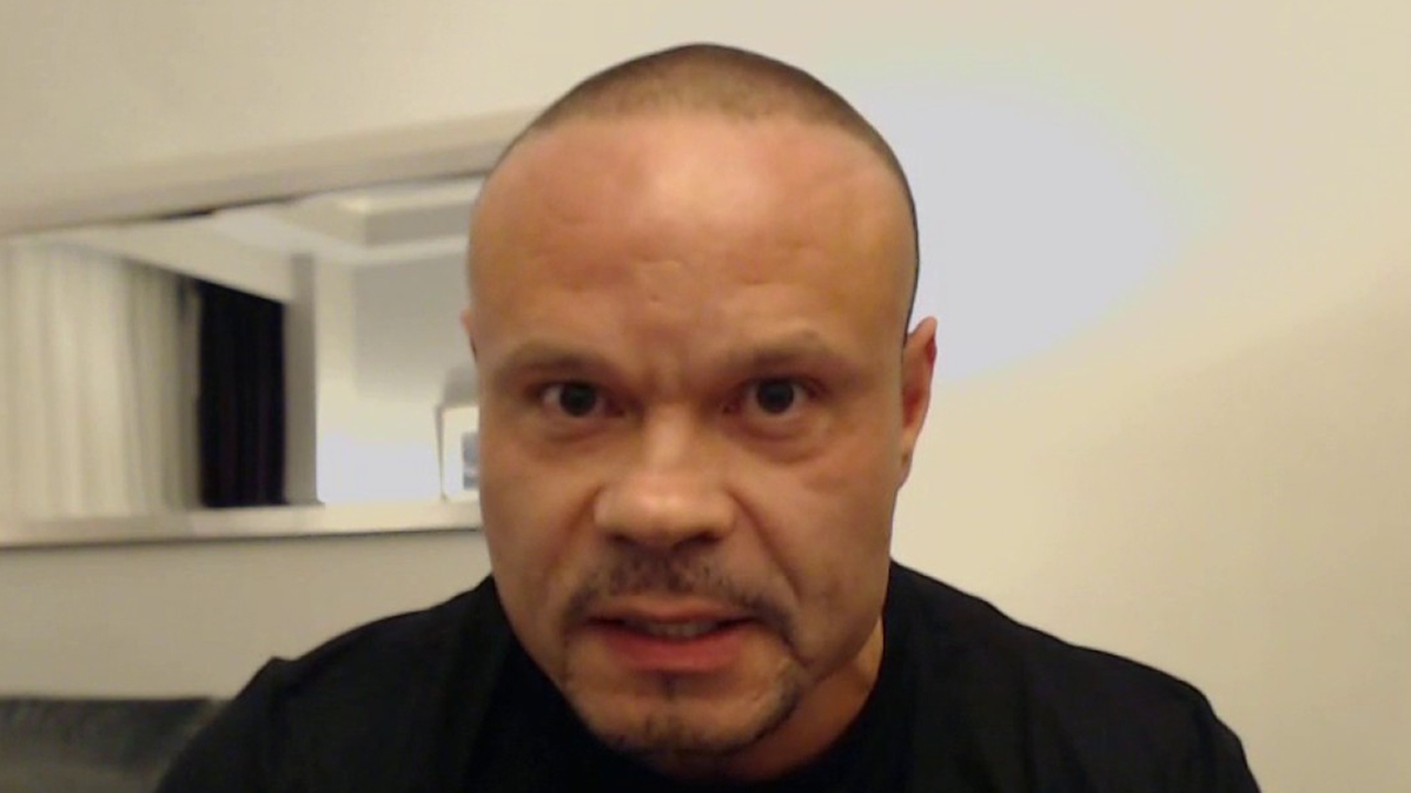 Bongino rips media for attacking Trump's drive-by 'visit' outside hospital