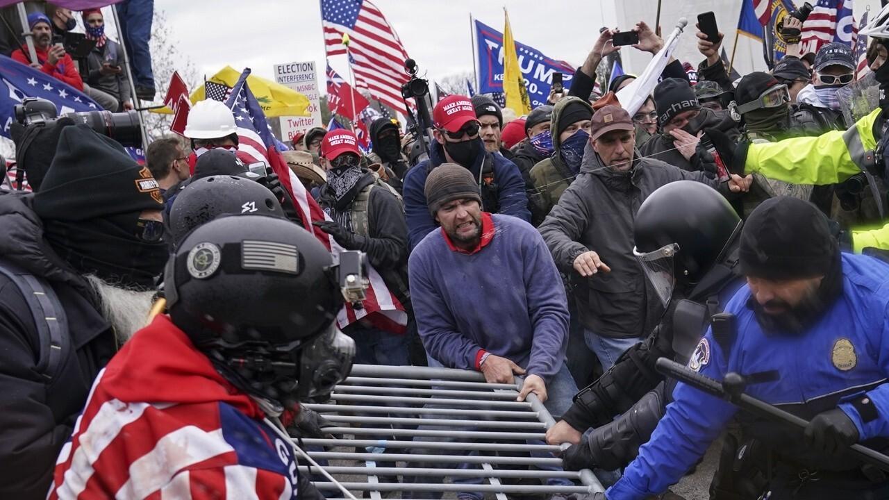 Live Updates: Trump signals acceptance of Biden's election victory, condemns Capitol riots
