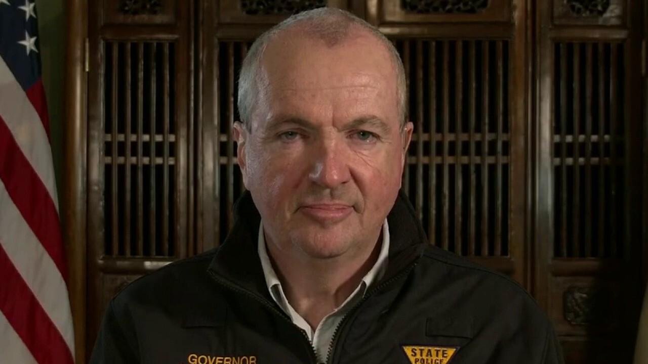 Gov. Phil Murphy on toll coronavirus crisis is taking on New Jersey