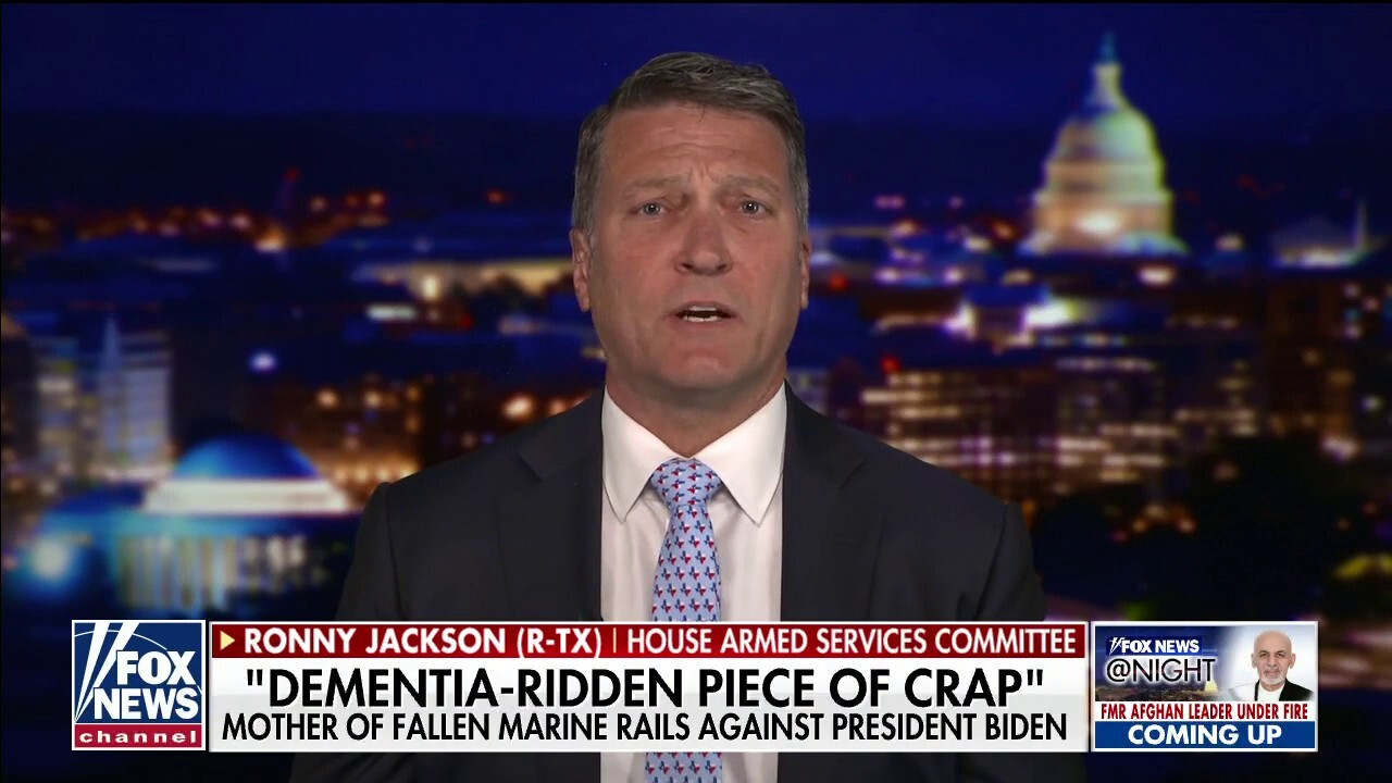 Afghanistan will result in US allies not trusting America 'for decades': Ronny Jackson