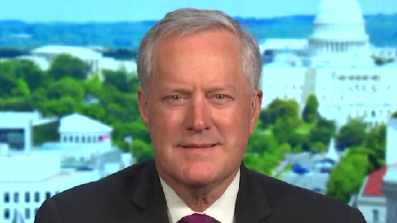 Mark Meadows: Democrats can't talk about immigration reform without fixing border crisis