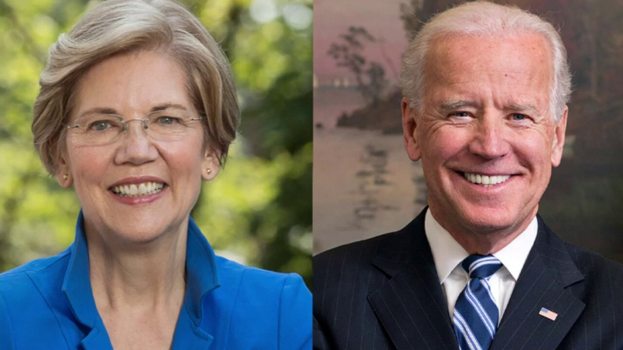 Elizabeth Warren, after swearing off top-dollar fundraisers, to hold one for Biden