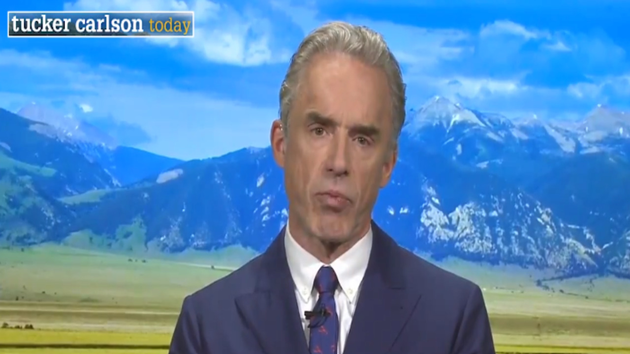 Jordan Peterson on why people have a 'responsibility to speak the truth'
