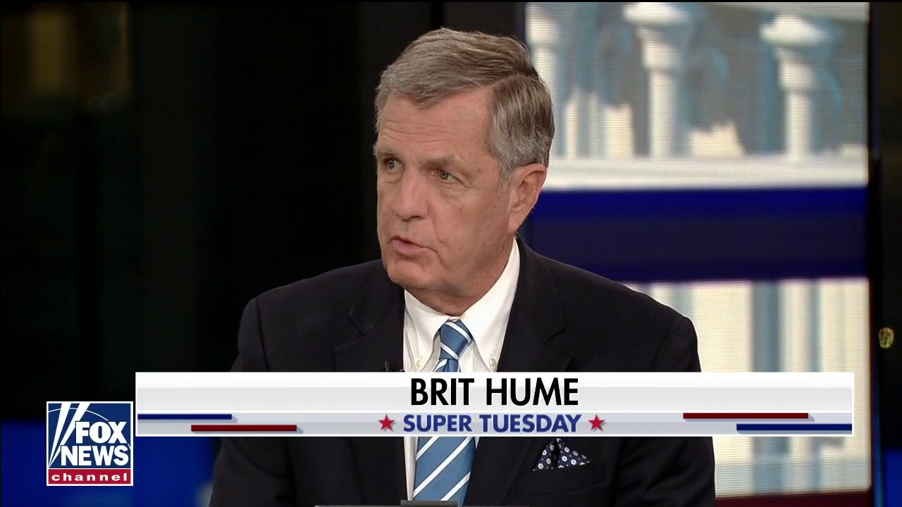 Brit Hume: We've never seen so much money make so little difference in politics