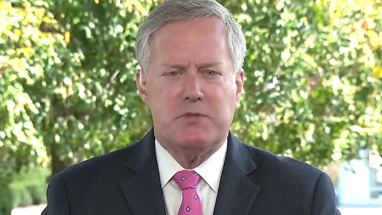Meadows on Trump administration brokering peace agreement between Israel and Sudan
