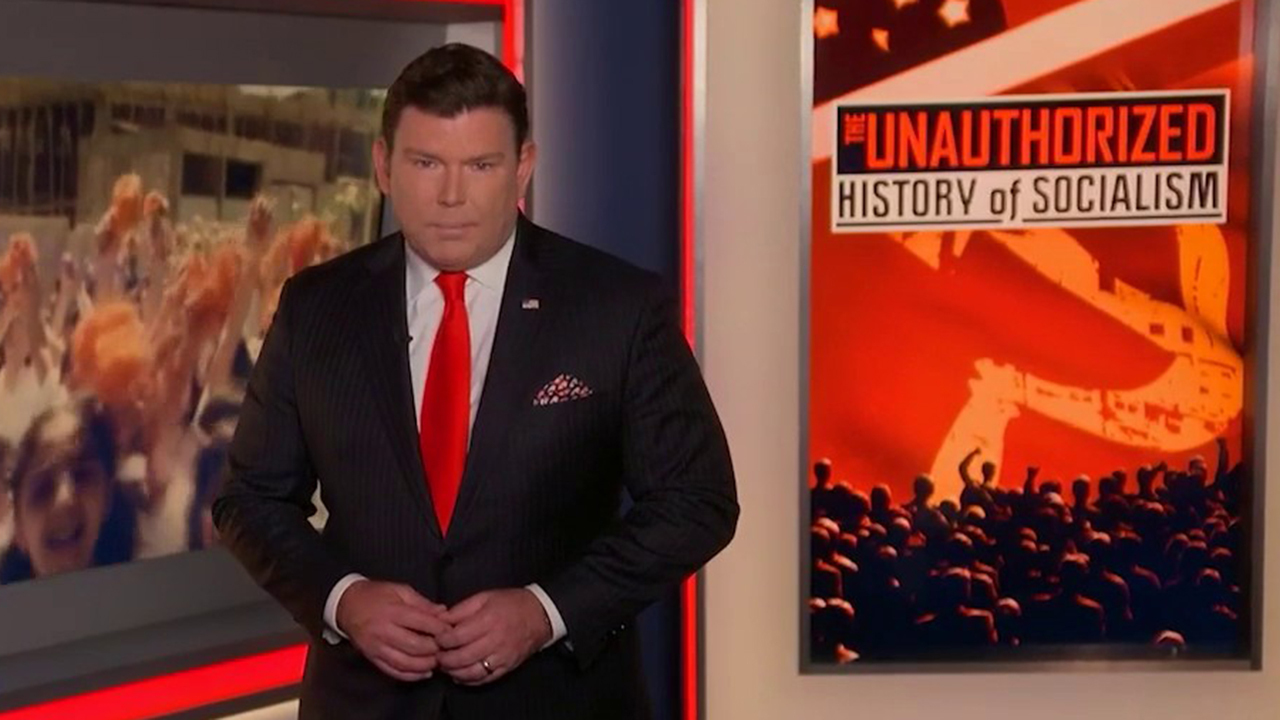 Bret Baier breaks down the origins of socialism