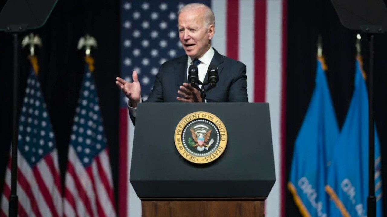 Biden budget would include push to allow federal funding for abortions
