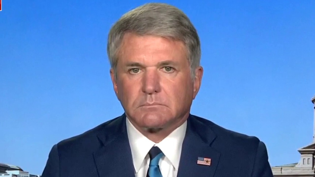 Rep. Michael McCaul: 'This is one of the worst foreign policy nightmares ever'