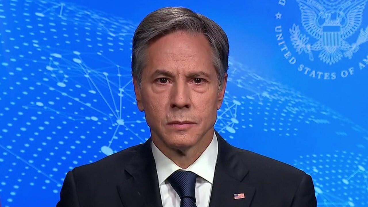 Secretary of State Antony Blinken on evacuation efforts for Americans and Afghans