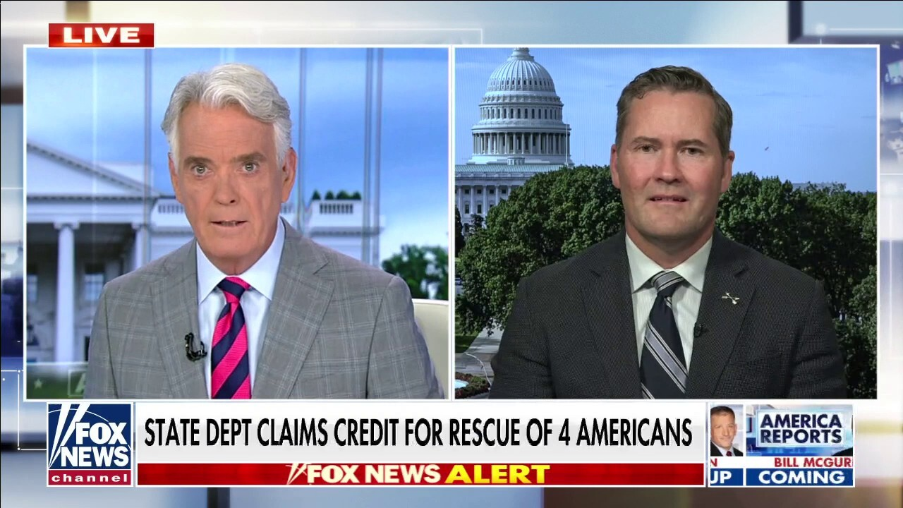 State Department taking credit for rescuing Americans in Afghanistan