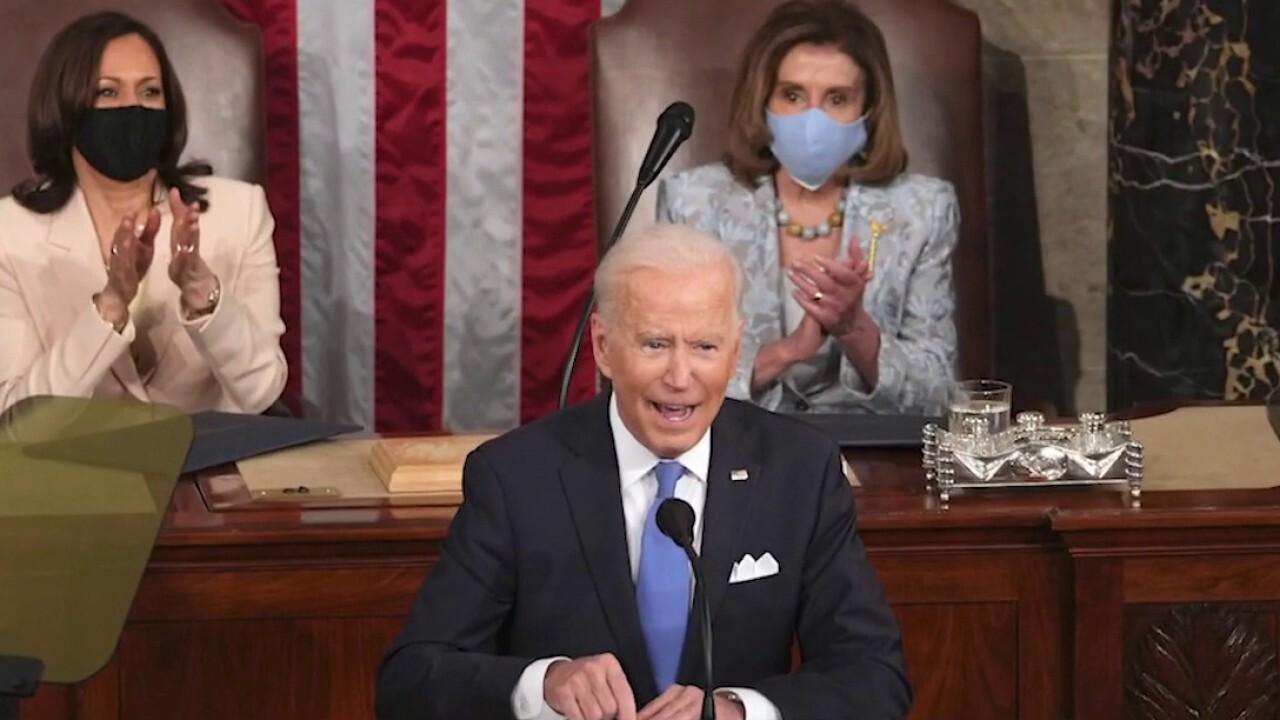 Joe Biden Brings Back Big Government