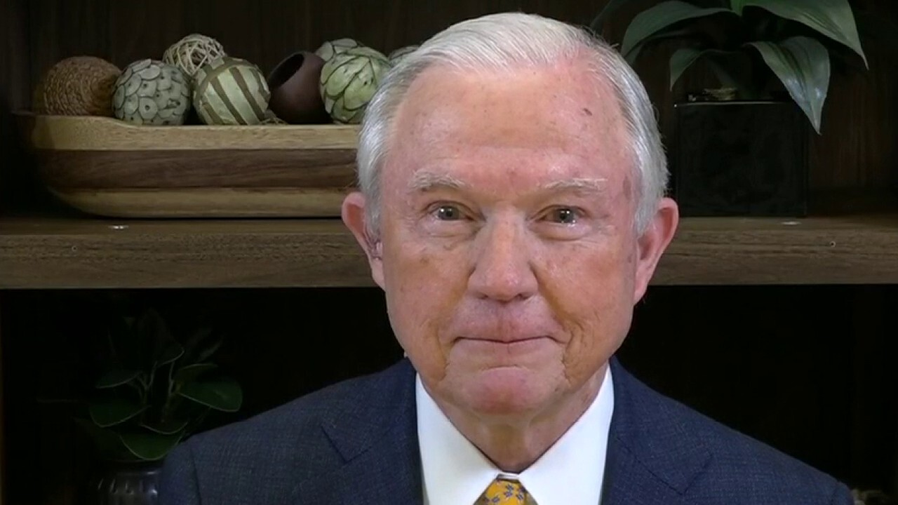 Jeff Sessions says he advised Trump to fire Comey