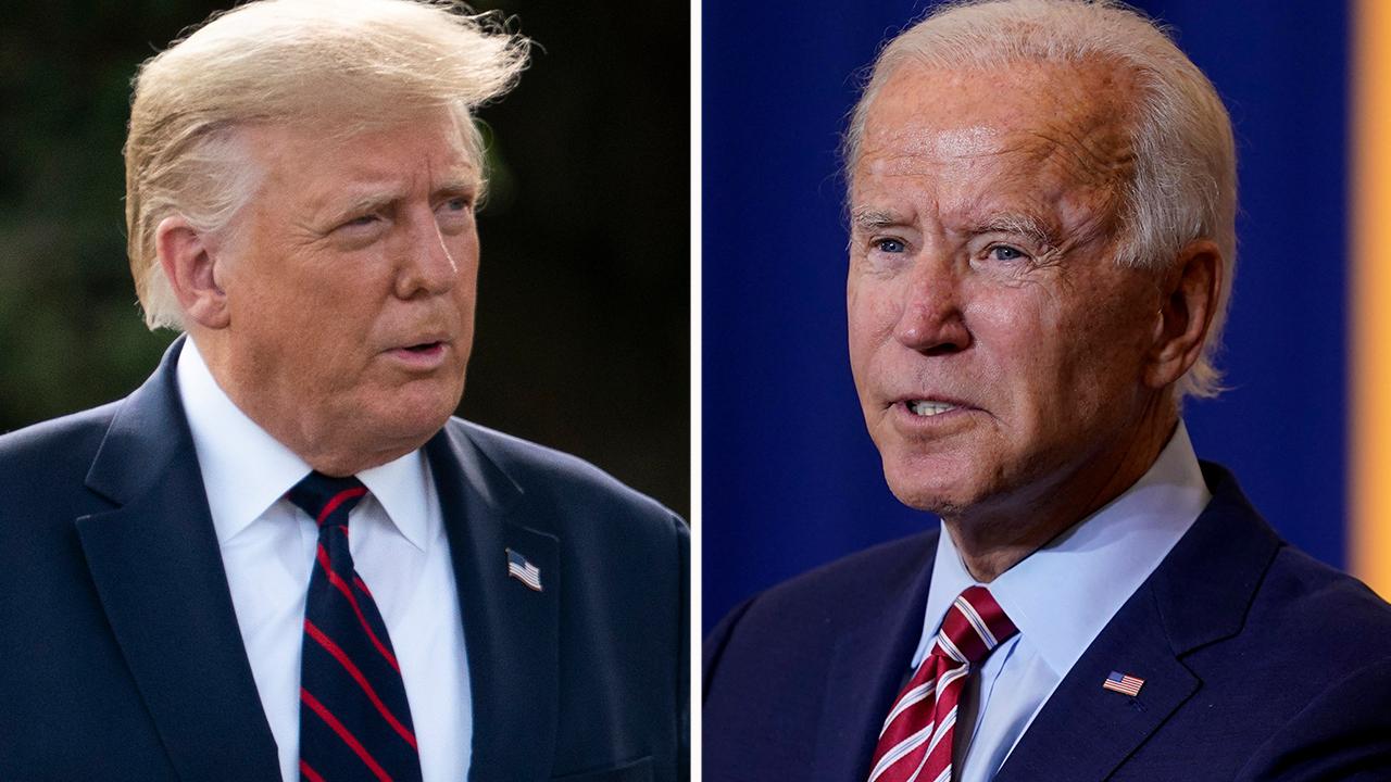 Trump trolls Biden by sharing manipulated video of him dancing to 'F— tha Police' – Fox News