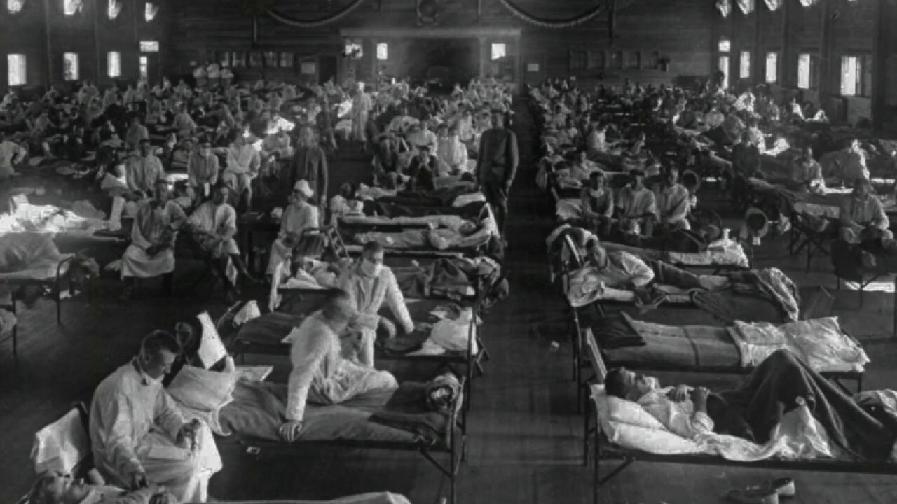 Lessons from the Spanish Flu: 50 to 100 million died worldwide during outbreak