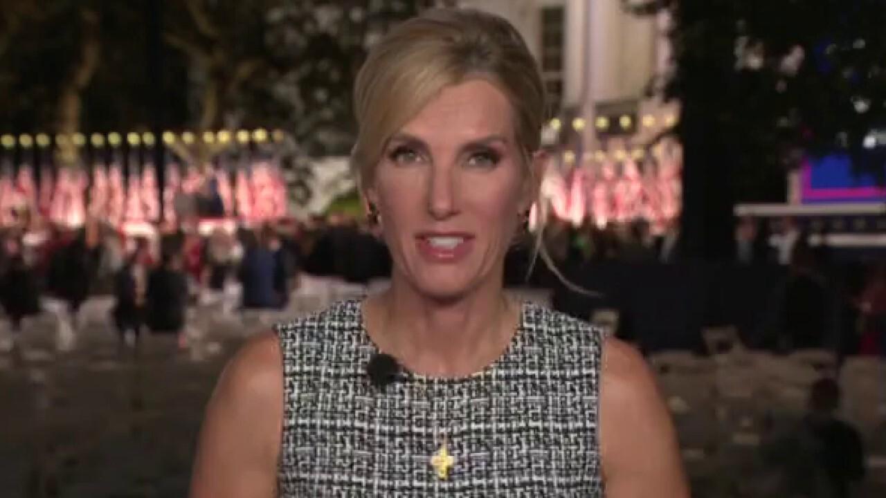 Ingraham: President Trump promises law and order in RNC speech