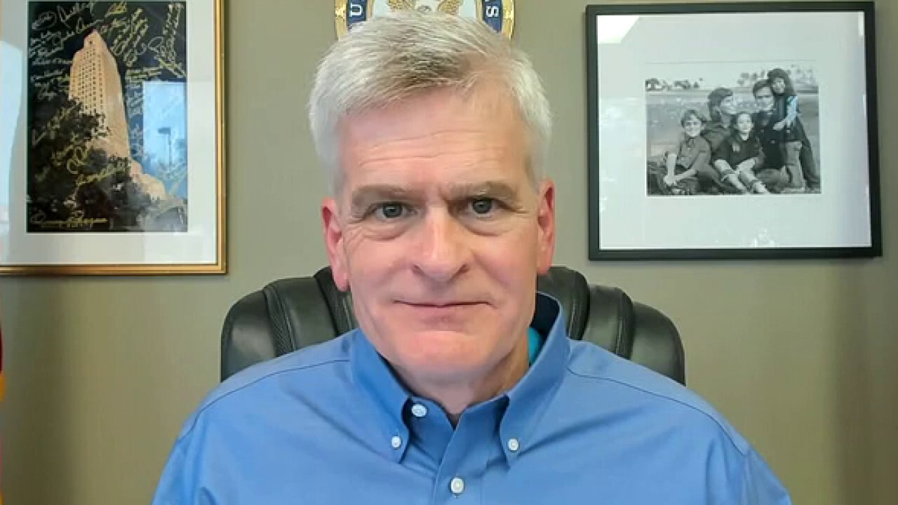 Sen. Cassidy on August jobs reports and calls for more COVID stimulus