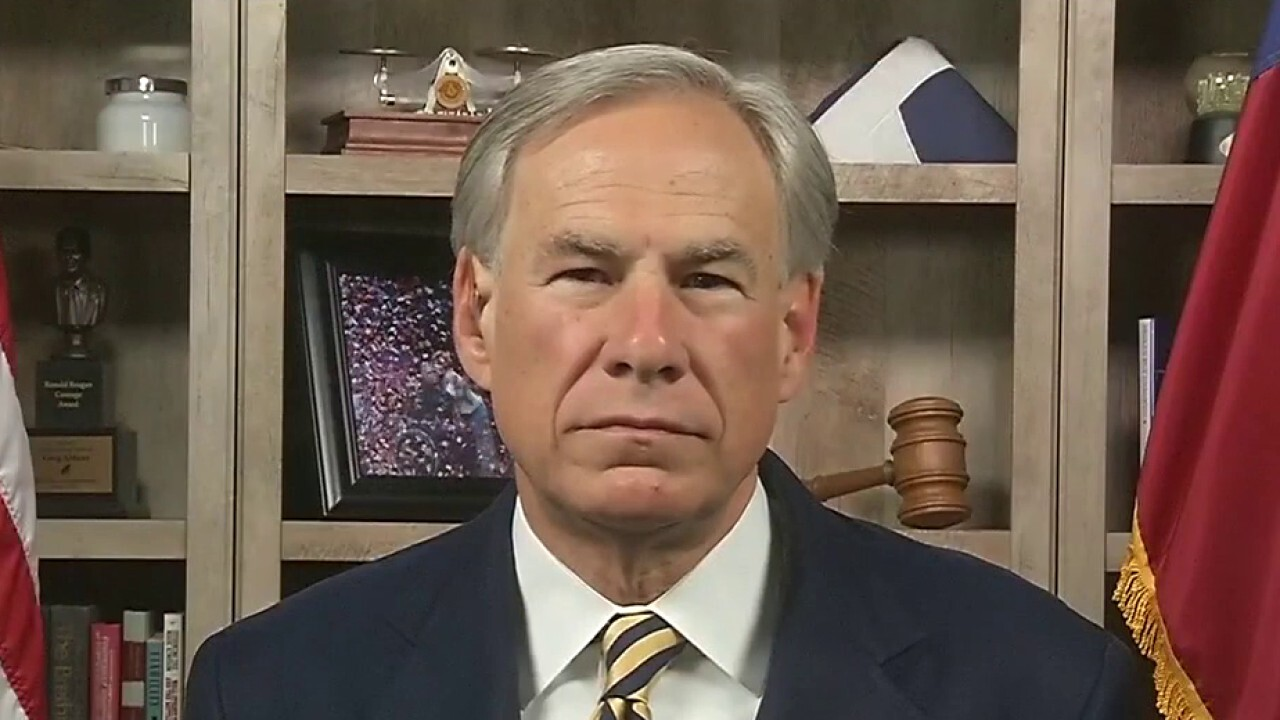 Texas Gov. Abbott calls on Biden, Harris to apply 'terrorist' label to Mexican cartels: report