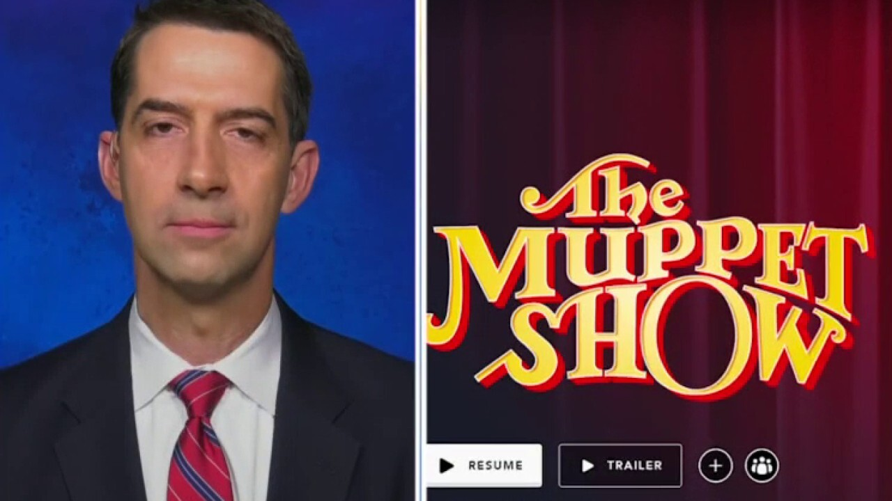 Cotton calls out Disney's double standard after adding disclaimers to 'The Muppet Show'