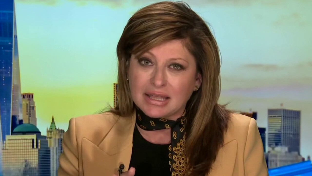 Maria Bartiromo: 'Free money' from the government may be culprit for rising unemployment