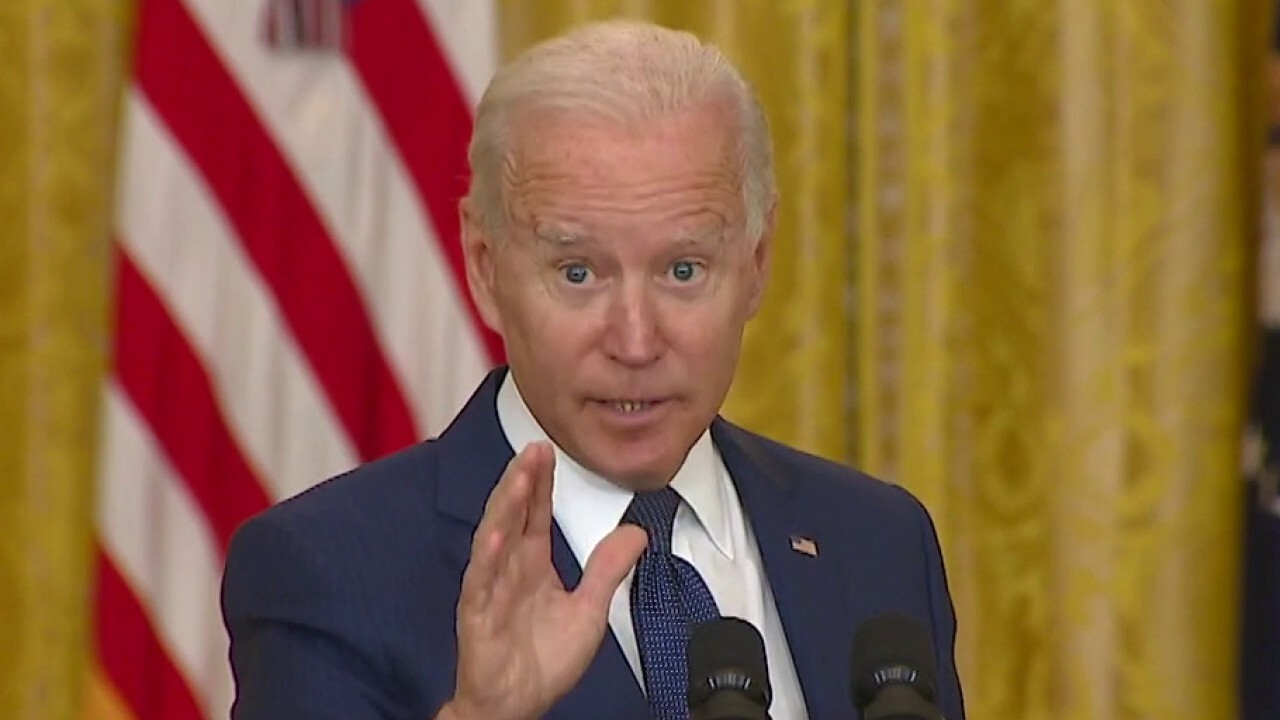 GOP set for 2022 red wave thanks to the Biden administration