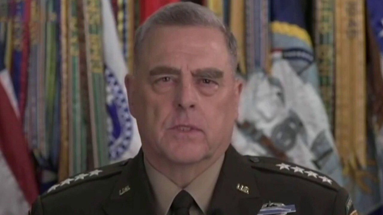 Joint Chiefs chair says it was a 'mistake' to appear with Trump in Lafayette Square