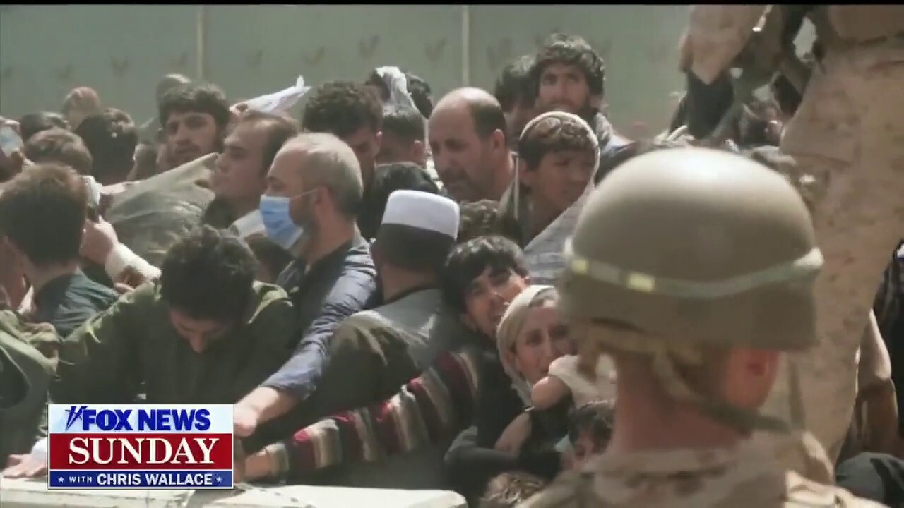 Chaos erupts for sixth straight day in Kabul