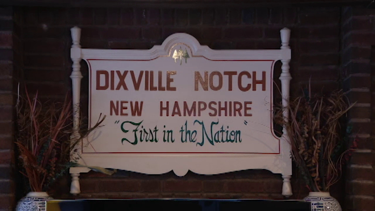 In Dixville Notch, New Hampshire, the town's tradition of midnight voting was in jeopardy