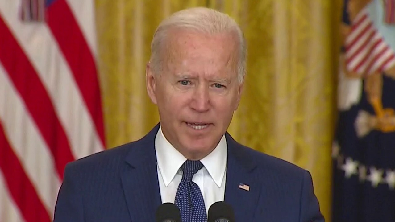 Reviewing media coverage of Biden's Afghanistan policy