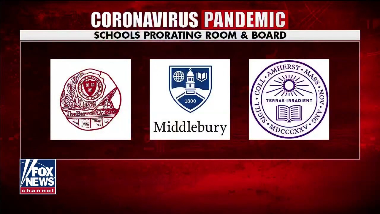 Should students be refunded room and board costs as colleges close amid coronavirus?