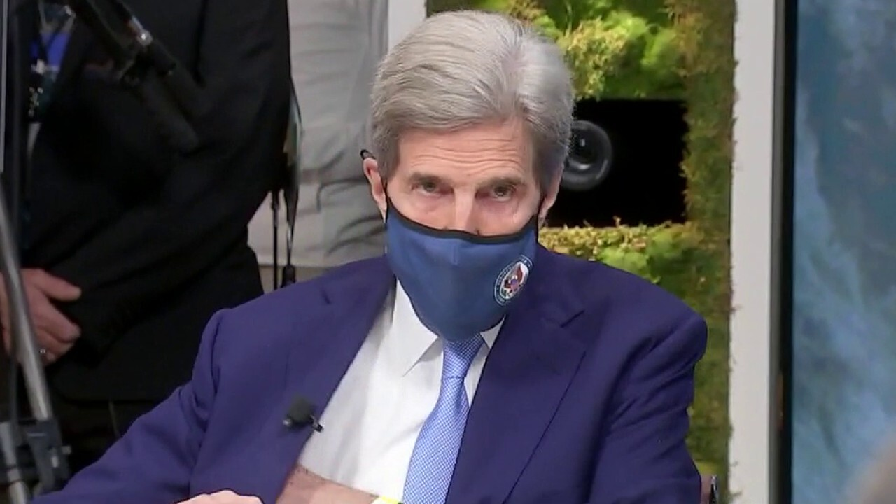 Republicans demand investigation into John Kerry over Iran leaked audio