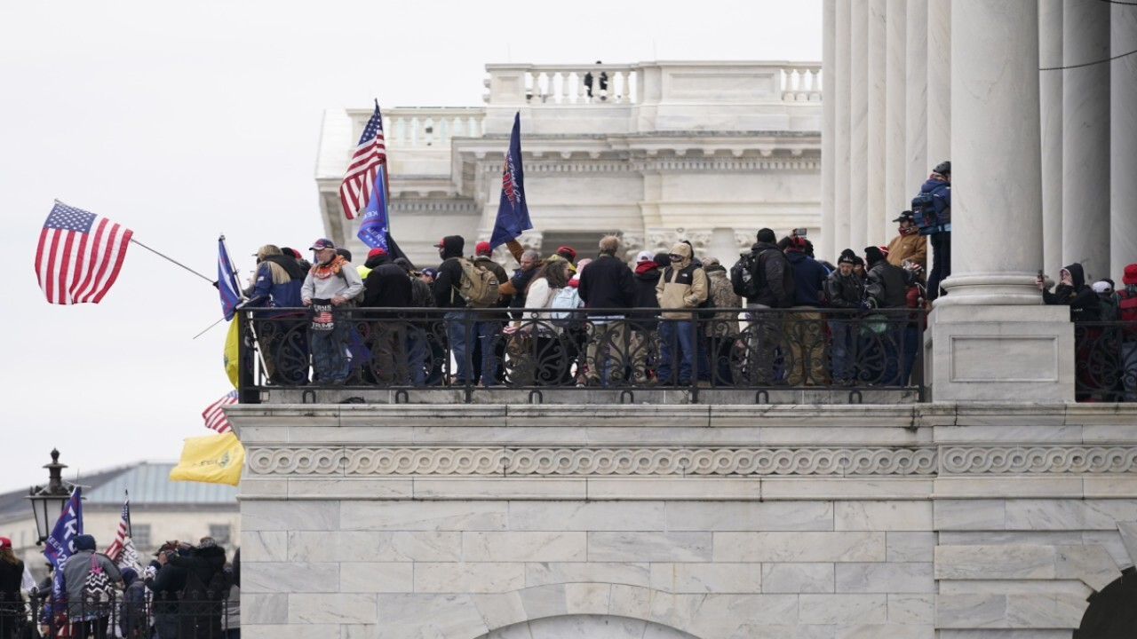 Capitol protests are 'un-American': Rep. Troy Nehls