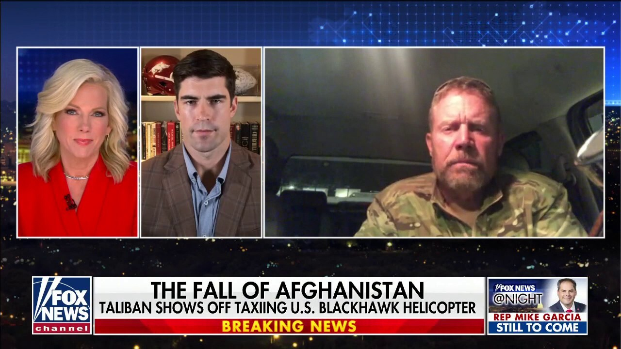 Veterans highlight Biden 'incompetence' on Afghanistan withdrawal